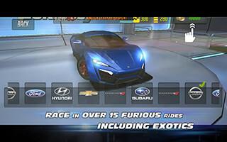 Furious Racing скриншот 3