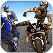 Bike Attack Race: Stunt Rider иконка