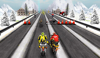 Bike Attack Race: Stunt Rider скриншот 3
