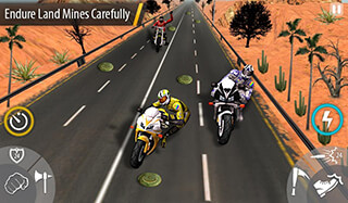 Bike Attack Race: Stunt Rider скриншот 4