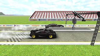 Extreme Drag Racing скриншот 1