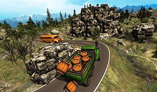 Truck Driver 3D скриншот 1