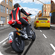Race the Traffic Moto иконка