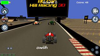 RC Car Hill Racing Simulator скриншот 1