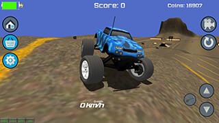 RC Car Hill Racing Simulator скриншот 3