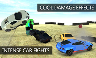 Car Crash Simulator скриншот 1