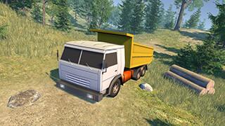 Russian Truck Driver скриншот 2