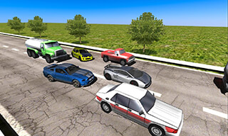 Cars: Traffic Racer скриншот 2
