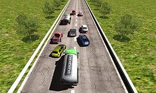 Cars: Traffic Racer скриншот 3