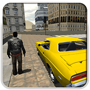 Real City Car Driver 3D иконка