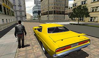 Real City Car Driver 3D скриншот 1