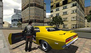 Real City Car Driver 3D скриншот 2