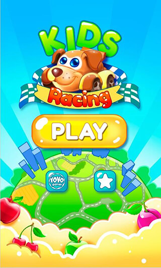 Kids Race скриншот 1