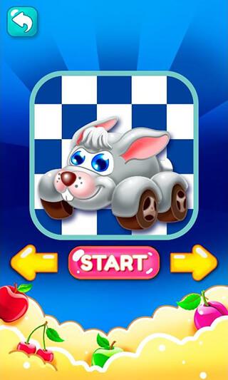 Kids Race скриншот 3