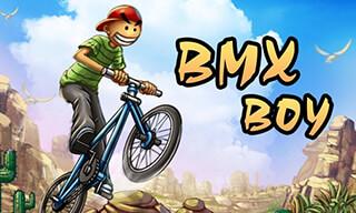BMX Boy скриншот 1