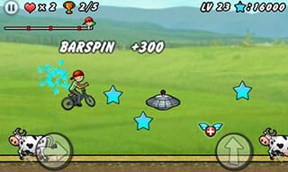 BMX Boy скриншот 2