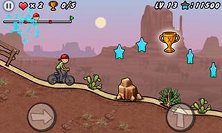 BMX Boy скриншот 4
