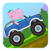 Kids Monster Truck иконка