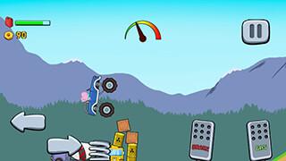 Kids Monster Truck скриншот 2