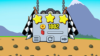 Kids Monster Truck скриншот 4