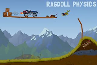 Zombie Road Trip Trials скриншот 2