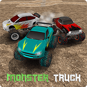 Monster Truck Race иконка