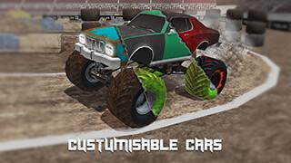Monster Truck Race скриншот 4