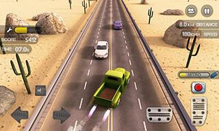 Race The Traffic Nitro скриншот 2