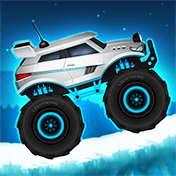Monster Truck: Winter Racing иконка
