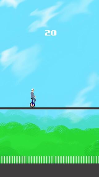 Funny Wheels скриншот 1