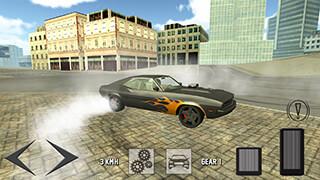 Real Muscle Car скриншот 1