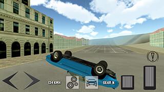 Real Muscle Car скриншот 3