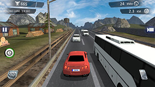 Super Speed Racing скриншот 1