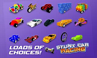 Stunt Car Racing: Multiplayer скриншот 3