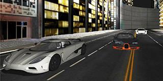 Tokyo Street Racing скриншот 1