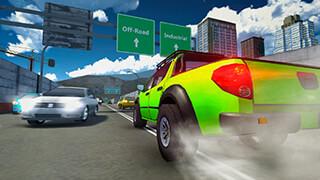 Extreme Rally SUV Simulator 3D скриншот 1