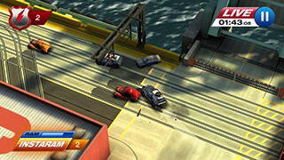 Smash Cops Heat скриншот 4
