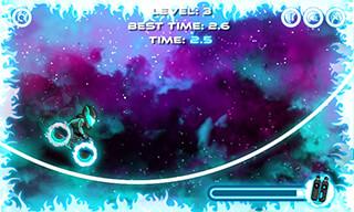 Neon Motocross скриншот 1