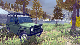 4x4 Russian SUVs Off-Road 2016 скриншот 1