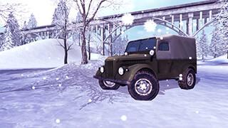 4x4 Russian SUVs Off-Road 2016 скриншот 2