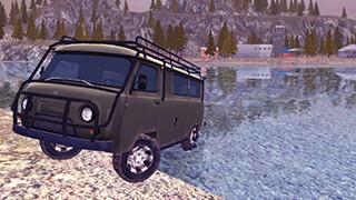 4x4 Russian SUVs Off-Road 2016 скриншот 4