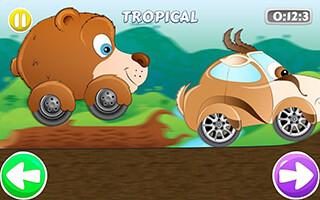 Speed Racing: Game for Kids скриншот 1