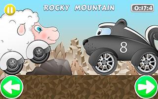 Speed Racing: Game for Kids скриншот 3