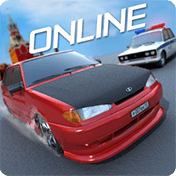 Russian Rider Online иконка