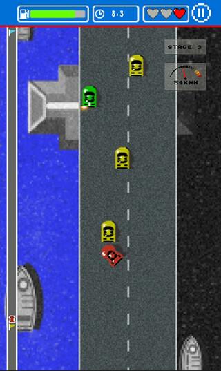 Road Fighter скриншот 3