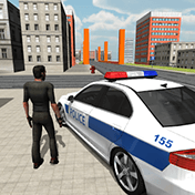 Police Car Driver иконка