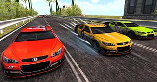 Stock Car Racing скриншот 1