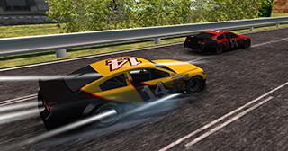 Stock Car Racing скриншот 2