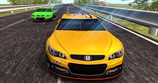 Stock Car Racing скриншот 4