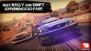 Rally Racer Drift скриншот 1